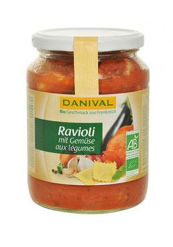 Danival RAVIOLI MIT GEMÜSE 670g