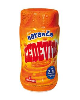 Cedevita - Instant Getränk Orange 200g