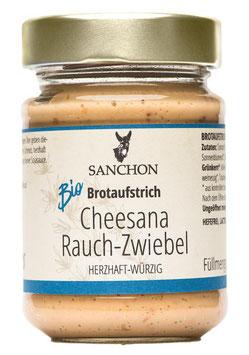 Sanchon CHEESANA RAUCH-ZWIEBEL 170g