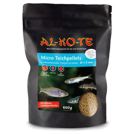 AL-KO-TE Micro Teichpellets 600 g