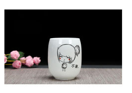 Tasse à thé Fille