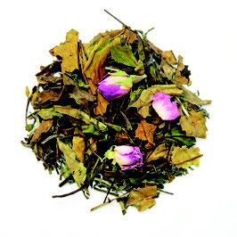 Thé Blanc Vanille Rose