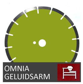 omnia geluidsarm 500 X 25.4