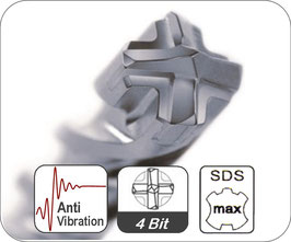 PX4 sds max 30.0 x 450/590 mm