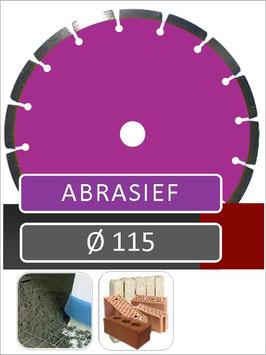 abrasief 115