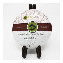 Biotea - Superior Mellow Pu- Erh Tea Cake