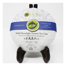 Biotea - Wild Moonlight Yunnan Tea Cake