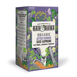 Heath & Heather- Organic After Dinner  Seed Supreme 20 filtri