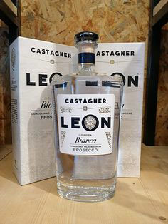 Leon Grappa bianca di Prosecco - Castagner