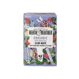 Heath & Heather- Organic Botanical slim mate 20 filtri