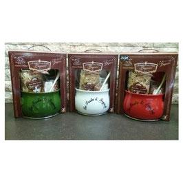 La Fabbrica della Pasta di Gragnano - Kit Pasta & Fagioli Tricolore