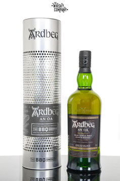 Whisky An Oa BBQ Smoker - Ardbeg ( gift pack)