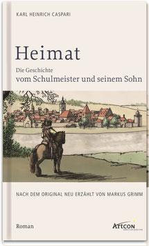 Markus Grimm: Heimat  (Buch)