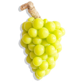 Weintrauben grün