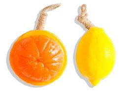 Orange + Zitrone