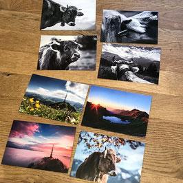 Postkarte - Beispielmotiv