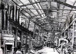 Les Hangars de Cinecittà