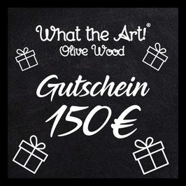 Geschenkkarte 150€