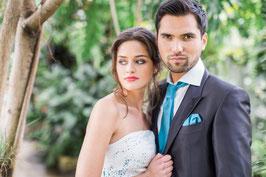 Krawatte für den Bräutigam