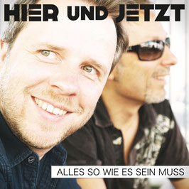"Limitierte Single Audio CD ""Alles so wie es sein muss"""