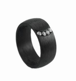 RC04 Carbon Ring mit Zirkonia