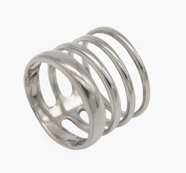 RH440 Edelstahl Ring 4-fach
