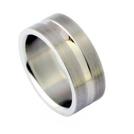 RH9-36 Edelstahl Ring