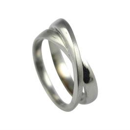 RH422 Edelstahl Ring