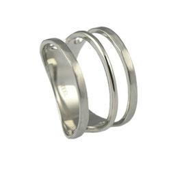 RH438 Edelstahl Ring