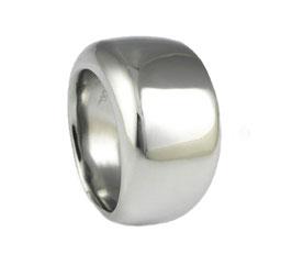 RH394 Edelstahl Ring