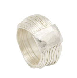 R1086 Silberring