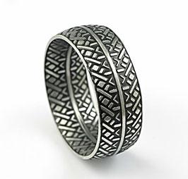 RH400 Edelstahl Ring