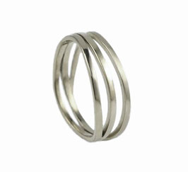 RH425 Edelstahl Ring