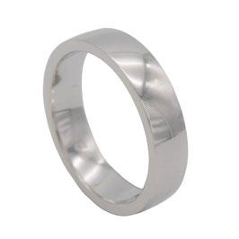 PR09 Silberring schlicht