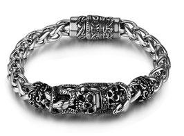 SB363 Edelstahl Armband