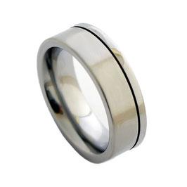 R7-29 Edelstahl Ring