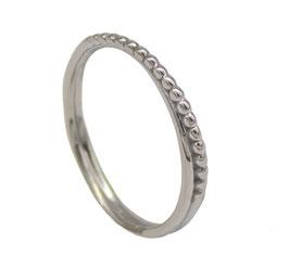 RH464 Edelstahl Ring