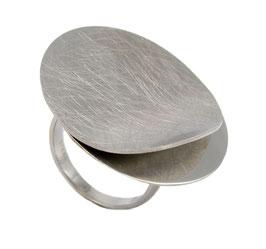 RH471 Edelstahl Ring