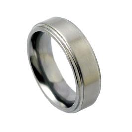 R7-18 Edelstahl Ring