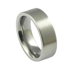 R7 Edelstahl Ring
