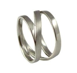 RH445 Edelstahl Ring