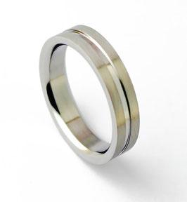 RH4-36 Edelstahl Ring