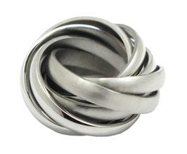 RN60 Edelstahl Ring 9-fach