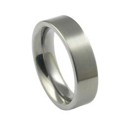 R6 Edelstahl Ring