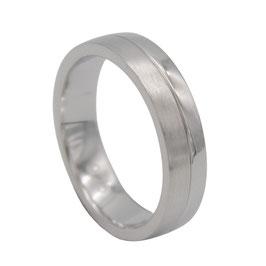 PR07 Silberring schlicht