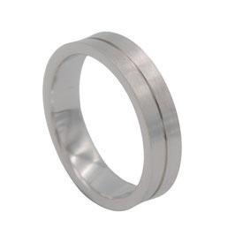 PR05 Silberring schlicht