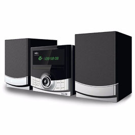 Sistema componente micro Hi-Fi Intense Devices ID-S660, Bluetooth, CD/DVD/USB/SD, FM,