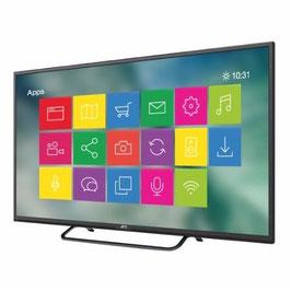 "Televisor JVC LT-42KB66, 42"", LED FHDTV, Slim Bezel, ISDB-T."