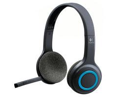 Audifonos Logitech H600 inalámbrico