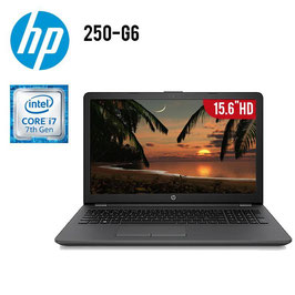 "Notebook HP 250 G6, 15.6"" LED, Intel Core i7-7500U 2.70GHz, 8GB DDR4,"